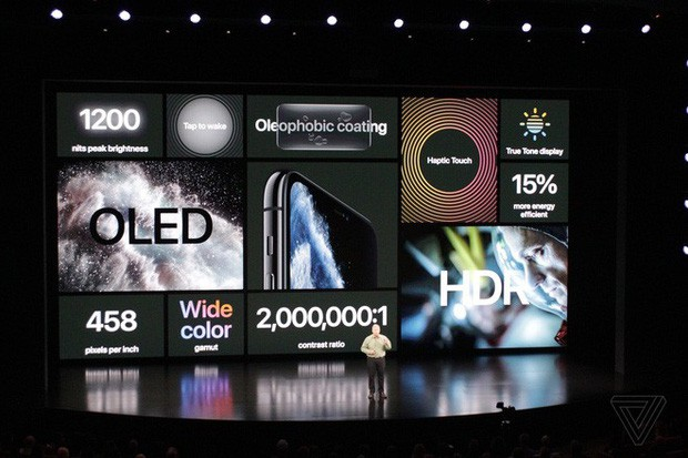 Quái vật iPhone 11 Pro/Pro Max: Màn hình siêu đẹp, sống ảo chuẩn xịn kiểu mới, tốc độ 1 nghìn tỷ phép tính/giây - Ảnh 2.