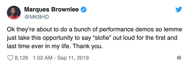 Apple khai sinh ra thuật ngữ Slofies mới, dân tình ném đá dữ dội vì cho rằng chẳng ai dùng tới lần thứ 2 - Ảnh 3.