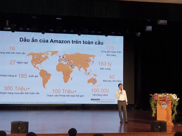 CEO Amazon Global Selling Việt Nam: Chổi đót còn bán được 13 USD, Doanh nghiệp Việt Nam chỉ cần tập trung phát triển sản phẩm, toàn bộ quy trình xử lý đơn hàng Amazon lo - Ảnh 3.