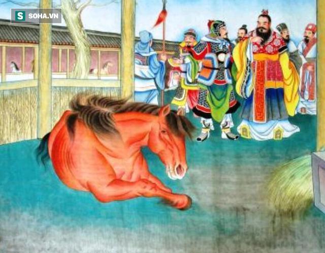 Sau khi Quan Vũ qua đời, số phận của Thanh Long đao và ngựa Xích Thố đi đâu, về đâu?  - Ảnh 4.