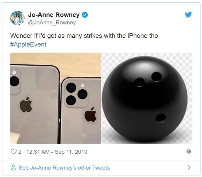 Vừa ra mắt, iPhone 11 đã bị chế nhạo là giống fidget spinner, quả dừa, bóng bowling, thậm chí là cả bếp từ - Ảnh 5.