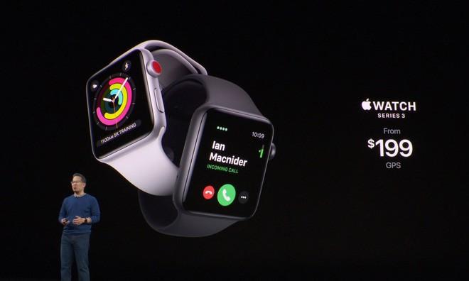 Apple công bố Apple Watch Series 5: Màn hình always-on, thêm la bàn, lựa chọn vỏ ngoài bằng titan, giá 399 USD - Ảnh 6.
