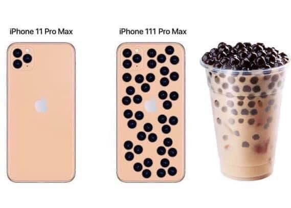 iPhone 11 vừa ra mắt, hội chị em tấm tắc khen màu sắc chuẩn bánh bèo nhưng cụm camera lại là một trò đùa hài hước - ảnh 8