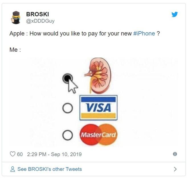 Vừa ra mắt, iPhone 11 đã bị chế nhạo là giống fidget spinner, quả dừa, bóng bowling, thậm chí là cả bếp từ - Ảnh 10.