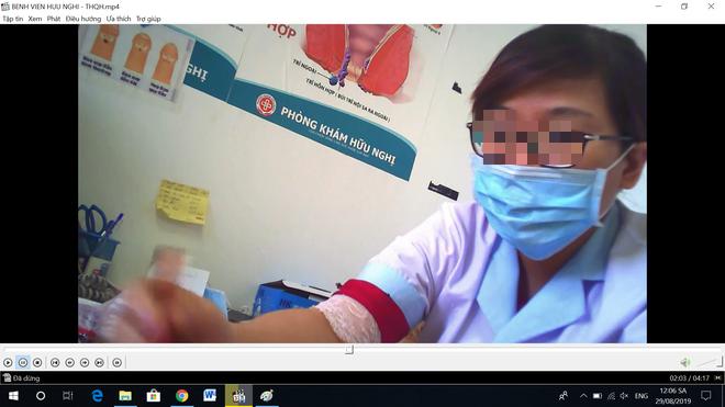 [Video] Nhập vai bệnh nhân tại phòng khám bác sĩ Trung Quốc: Người khỏe mạnh bỗng có nguy cơ mắc đủ bệnh xã hội! - Ảnh 3.