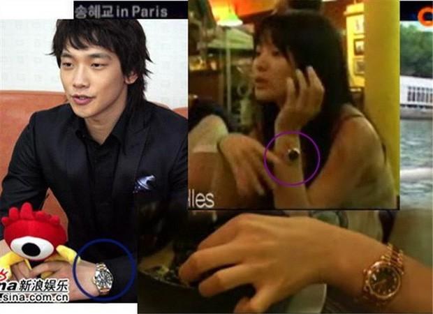 Kim Tae Hee có tình đầu 5 năm, Bi Rain cũng không hề kém cạnh khi sở hữu danh sách bạn gái đẳng cấp: Song Hye Kyo và Jun Ji Hyun đều có mặt? - ảnh 1