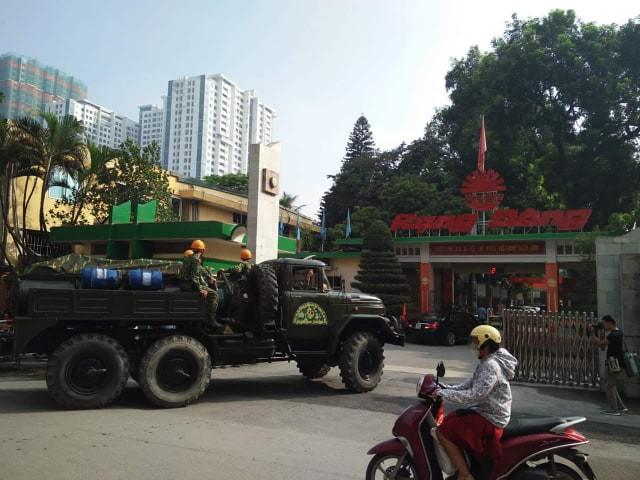 Thượng tá Nguyễn Văn Bổng: Thời gian khử độc ở Rạng Đông sẽ khá lâu - Ảnh 19.