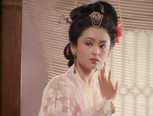 Trần Hồng: Nàng Điêu Thuyền đẹp hơn cả Vương Tổ Hiền, khiến netizen Hàn phải mê mẩn đến mức phong Đệ nhất mỹ nhân Cbiz - Ảnh 1.