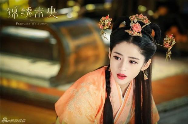 """5 mỹ nhân """"đệ nhất thiên hạ"""" trên màn ảnh Hoa ngữ: Thượng thần Dương Mịch bít cửa trước cô cô Lý Nhược Đồng - Ảnh 2."""