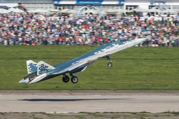 Ấn Độ và Nga sẽ nối lại phát triển máy bay chiến đấu thế hệ thứ 5 - ảnh 1