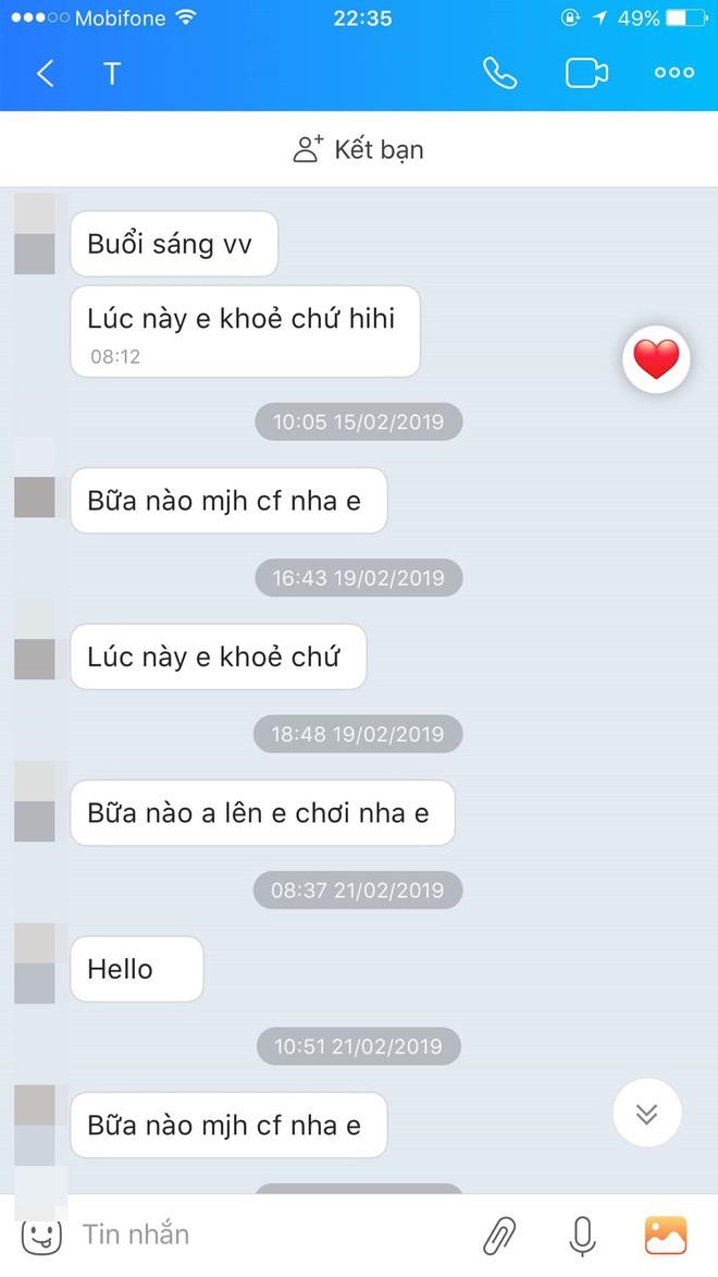 Chàng trai vàng trong làng làm quen, kiên nhẫn nhắn tin suốt 8 tháng ròng rã dù cô gái chỉ trả lời 1 lần - Ảnh 11.