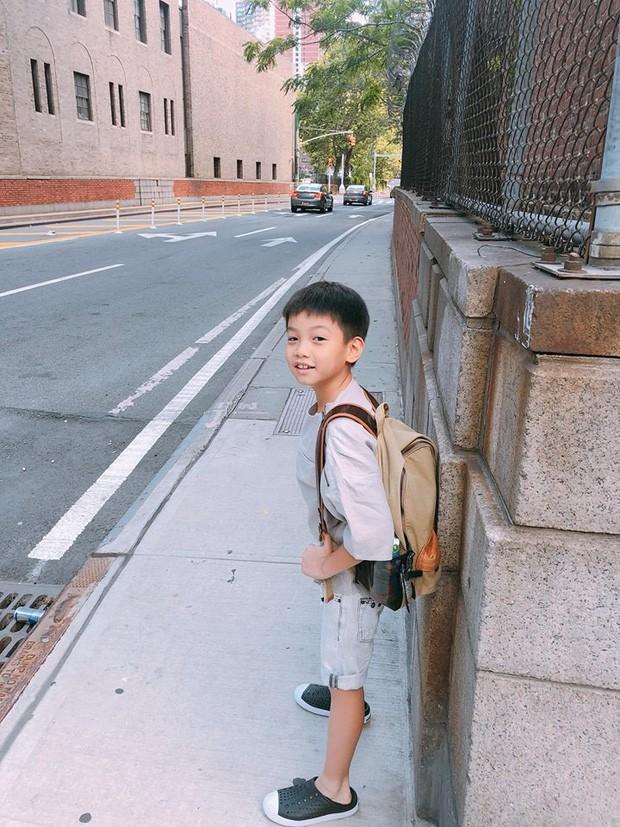 Những nhóc tỳ Vbiz nói tiếng Anh như gió: Con trai Đan Trường 2 tuổi biết 4 thứ tiếng, Subeo đỉnh đến mức mẹ ngỡ ngàng - Ảnh 5.