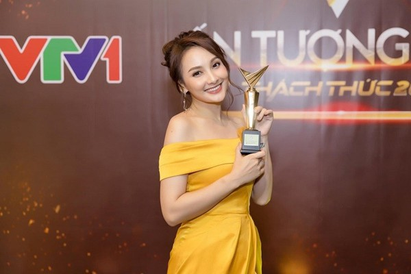Bảo Thanh - Nhã Phương: 2 nữ diễn viên hiếm hoi giành được cú đúp giải thưởng VTV Awards - ảnh 3
