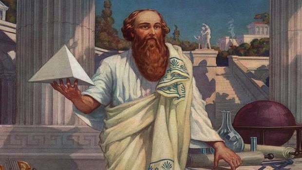 Góc khó đỡ: Giáo viên ra đề văn về định lý Py-ta-go, ai cũng bó tay nhưng có 1 bài văn khiến người người nể phục - Ảnh 3.