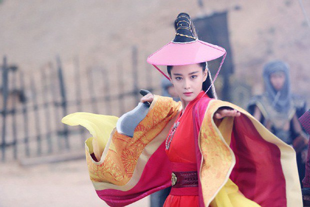 """5 mỹ nhân """"đệ nhất thiên hạ"""" trên màn ảnh Hoa ngữ: Thượng thần Dương Mịch bít cửa trước cô cô Lý Nhược Đồng - Ảnh 5."""