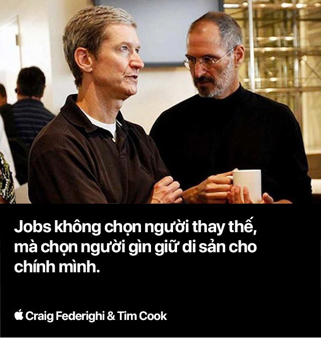 Steve Jobs thực sự đã truyền ngôi cho kẻ thuộc nhóm người mình khinh ghét nhất - Ảnh 10.