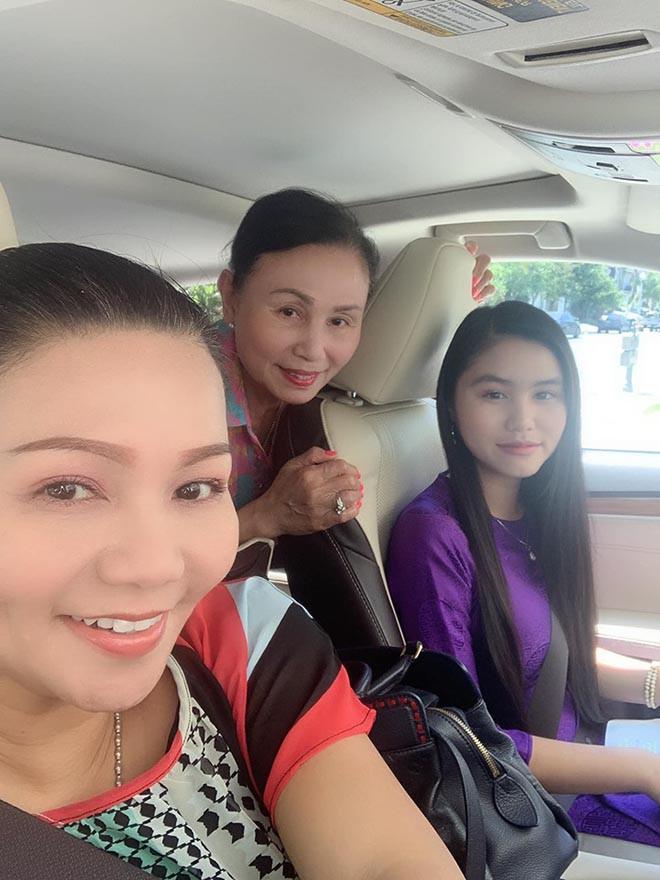 Nhan sắc con gái ruột vừa tròn 15 tuổi của NSƯT Ngọc Huyền - ảnh 9