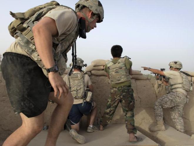 [ẢNH] Những hình ảnh ấn tượng suốt 18 năm nước Mỹ sa lầy trong cuộc chiến Afghanistan - ảnh 12