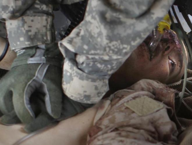[ẢNH] Những hình ảnh ấn tượng suốt 18 năm nước Mỹ sa lầy trong cuộc chiến Afghanistan - ảnh 14
