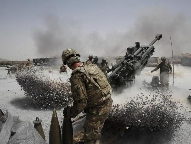 [ẢNH] Những hình ảnh ấn tượng suốt 18 năm nước Mỹ sa lầy trong cuộc chiến Afghanistan - ảnh 15