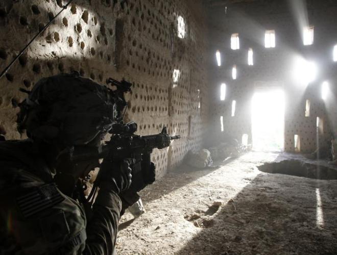 [ẢNH] Những hình ảnh ấn tượng suốt 18 năm nước Mỹ sa lầy trong cuộc chiến Afghanistan - ảnh 16