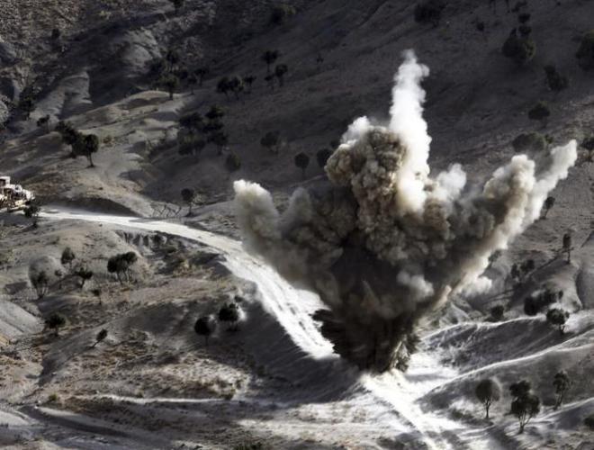 [ẢNH] Những hình ảnh ấn tượng suốt 18 năm nước Mỹ sa lầy trong cuộc chiến Afghanistan - ảnh 18