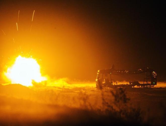 [ẢNH] Những hình ảnh ấn tượng suốt 18 năm nước Mỹ sa lầy trong cuộc chiến Afghanistan - ảnh 21