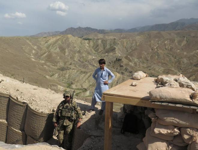 [ẢNH] Những hình ảnh ấn tượng suốt 18 năm nước Mỹ sa lầy trong cuộc chiến Afghanistan - ảnh 27
