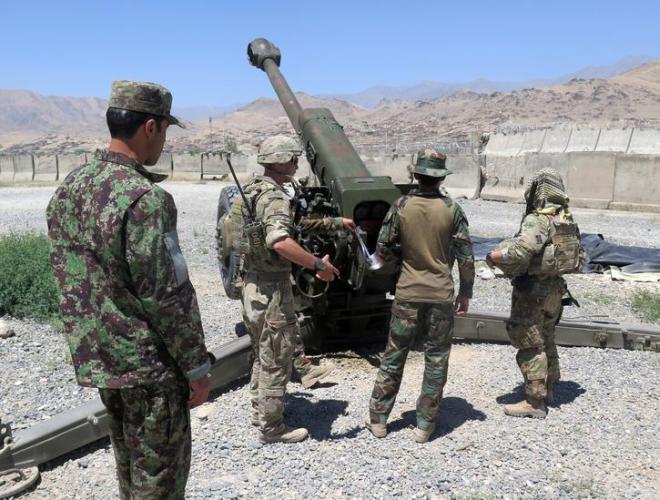 [ẢNH] Những hình ảnh ấn tượng suốt 18 năm nước Mỹ sa lầy trong cuộc chiến Afghanistan - ảnh 28