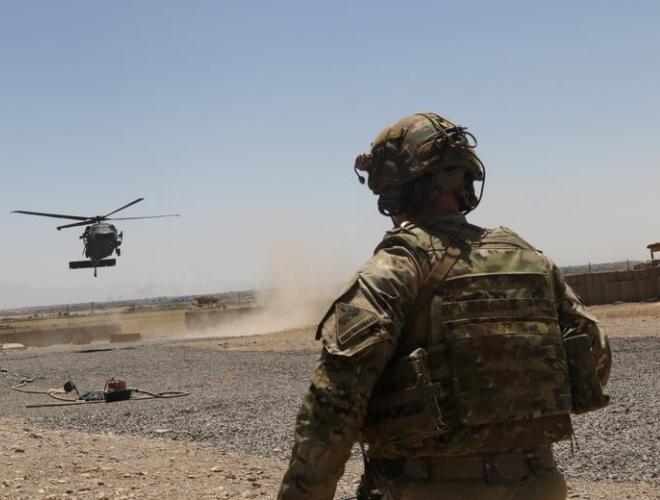 [ẢNH] Những hình ảnh ấn tượng suốt 18 năm nước Mỹ sa lầy trong cuộc chiến Afghanistan - ảnh 29