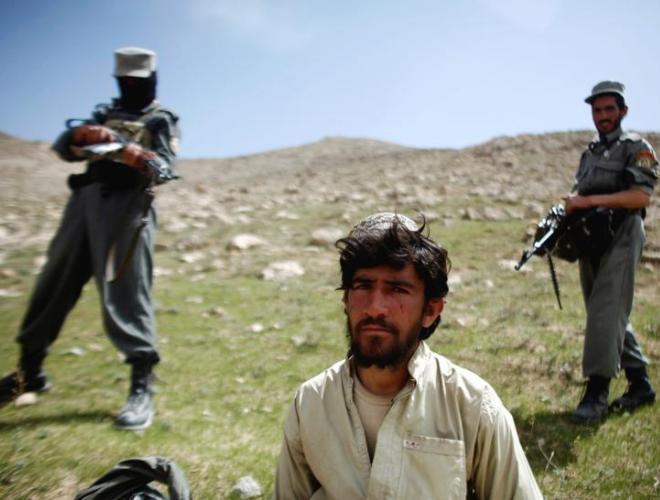 [ẢNH] Những hình ảnh ấn tượng suốt 18 năm nước Mỹ sa lầy trong cuộc chiến Afghanistan - ảnh 4
