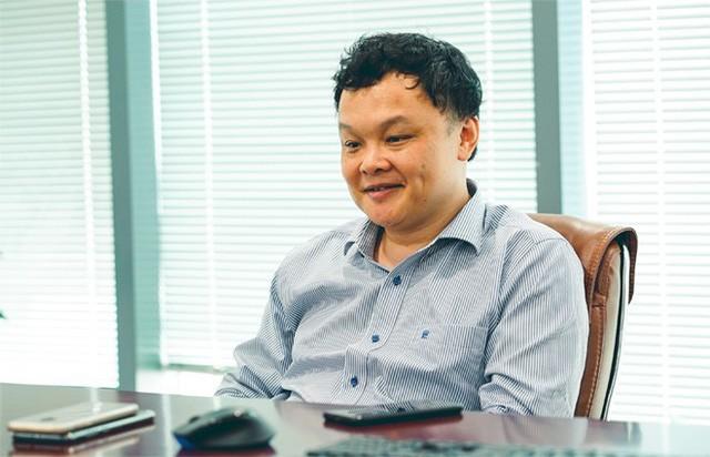 CEO Nguyễn Thế Tân : Mạng xã hội Lotus là cuộc đua tất tay của VCCorp - Ảnh 5.