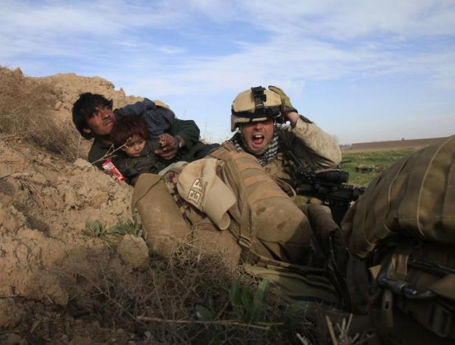 [ẢNH] Những hình ảnh ấn tượng suốt 18 năm nước Mỹ sa lầy trong cuộc chiến Afghanistan - ảnh 8