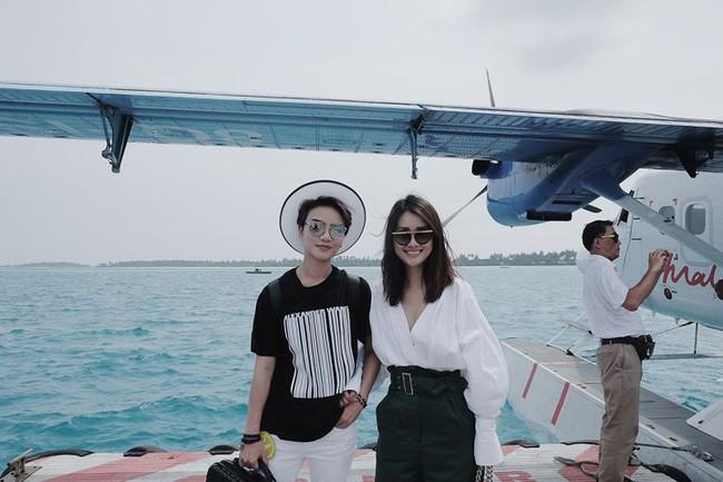 Không chỉ Hoàng Thùy Linh, hoa hậu, MC VTV cũng bị nghi yêu đồng giới - Ảnh 8.