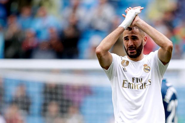 Giải VĐQG Tây Ban Nha: Tân binh 100 triệu euro Eden Hazard ra mắt, Real Madrid suýt mất điểm trên sân nhà - Ảnh 2.