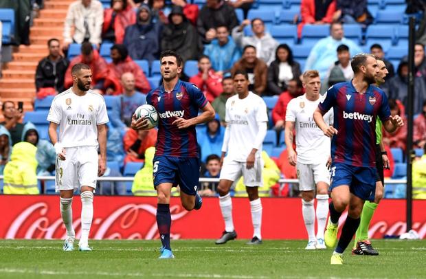 Giải VĐQG Tây Ban Nha: Tân binh 100 triệu euro Eden Hazard ra mắt, Real Madrid suýt mất điểm trên sân nhà - Ảnh 13.