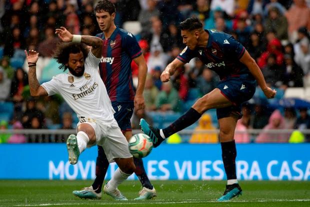 Giải VĐQG Tây Ban Nha: Tân binh 100 triệu euro Eden Hazard ra mắt, Real Madrid suýt mất điểm trên sân nhà - Ảnh 14.