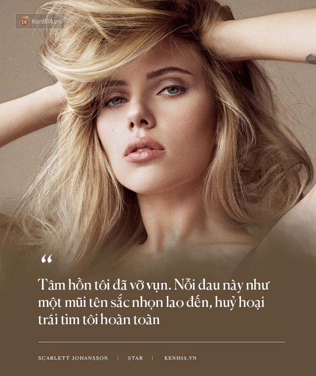 'Góa phụ đen' Scarlett Johansson: Bị tài tử 'Deadpool' bỏ ngay khi thành phụ nữ quyến rũ nhất hành tinh và cái kết bất ngờ - ảnh 3