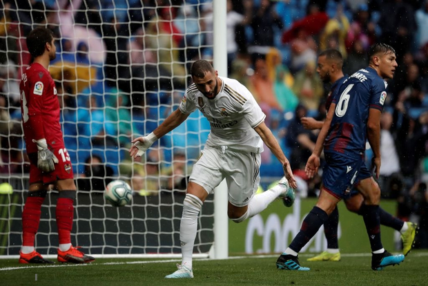Giải VĐQG Tây Ban Nha: Tân binh 100 triệu euro Eden Hazard ra mắt, Real Madrid suýt mất điểm trên sân nhà - Ảnh 5.