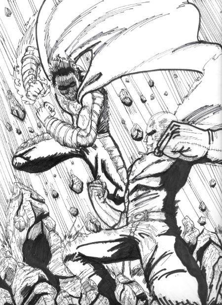One Punch Man: Nếu Saitama là quái vật, mức độ thảm họa của anh ta sẽ tới mức độ nào? - Ảnh 6.