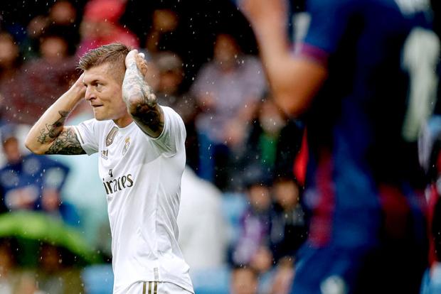 Giải VĐQG Tây Ban Nha: Tân binh 100 triệu euro Eden Hazard ra mắt, Real Madrid suýt mất điểm trên sân nhà - Ảnh 7.