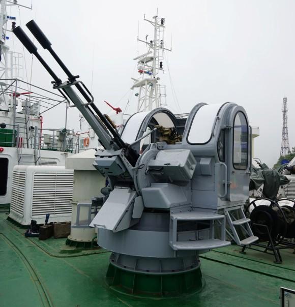 Tinh hoa vũ khí Việt: Tàu Cảnh sát biển Việt Nam thế hệ mới được trang bị pháo đầy uy lực - Khác biệt vượt trội  - Ảnh 2.