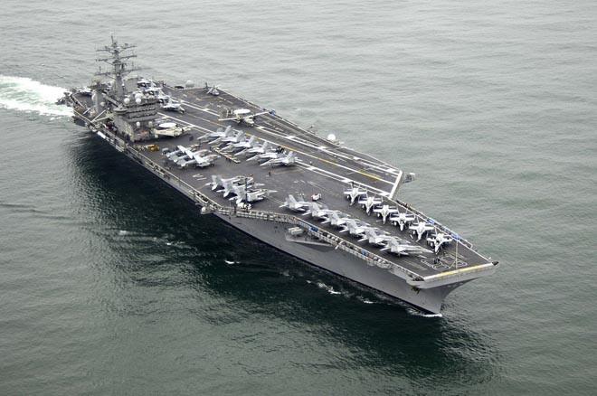 Tại sao tên lửa diệt hạm Kinzhal của Nga là nguồn cơn đau đầu mới của tàu sân bay Mỹ? - Ảnh 3.