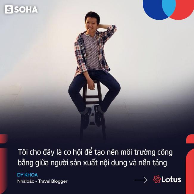 Giới doanh nhân và kỳ vọng đặc biệt vào Lotus - mạng xã hội Việt sắp ra mắt - Ảnh 3.