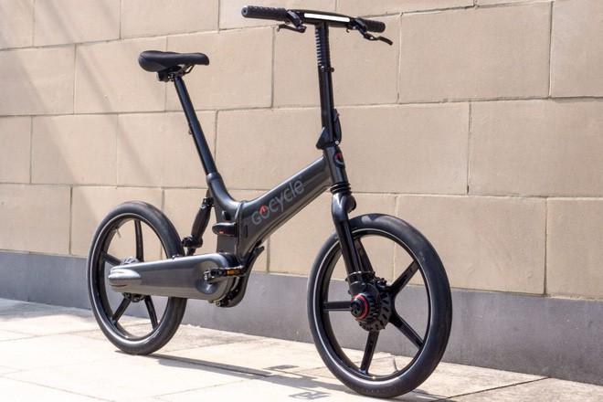 Đây là GoCycle GXi: chiếc xe đạp điện cao cấp như đến từ tương lai, có thể gập lại trong 10 giây, giá ngang Honda SH - Ảnh 2.