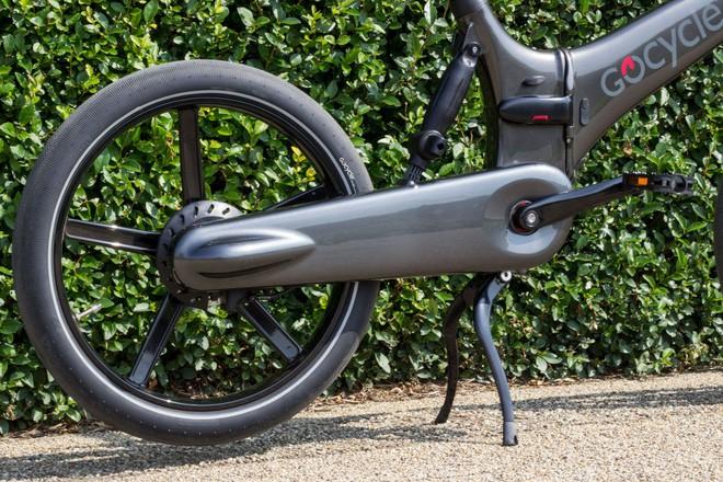 Đây là GoCycle GXi: chiếc xe đạp điện cao cấp như đến từ tương lai, có thể gập lại trong 10 giây, giá ngang Honda SH - Ảnh 3.
