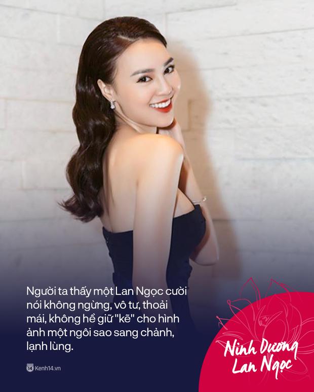"""Nếu có một ngôi sao Việt khiến ai cũng """"mê mẩn"""" vì dễ gần, dễ mến, dễ thương, thì đó chính là Ninh Dương Lan Ngọc - Ảnh 4."""