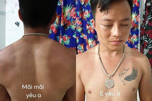 """Bất ngờ trước ngoại hình """"tã"""" đi trông thấy của trai trẻ 27 tuổi sau 1 năm lấy vợ 62 tuổi ở Cao Bằng từng gây bão mạng - Ảnh 4."""