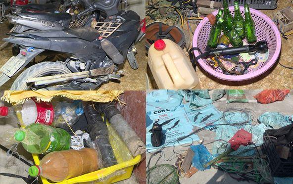 Vụ trộm hàng trăm tấn chó: Cẩu tặc đã mang theo cả kích điện, ớt bột, mảnh chai đập vỡ - Ảnh 2.