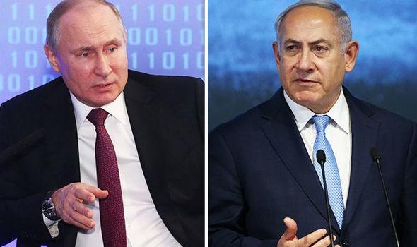 """Đe dọa đáp trả đanh thép của Nga có khiến Israel """"chùn bước"""" tấn công vào Syria và bước qua """"lằn ranh đỏ"""" quyền uy? - Ảnh 2."""